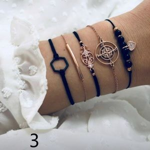 New bracelet set.